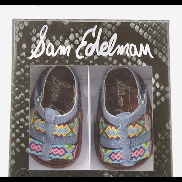 Sam Edelman Other - Sam Edelman Kids Kids' Baby Noa Flat size 4